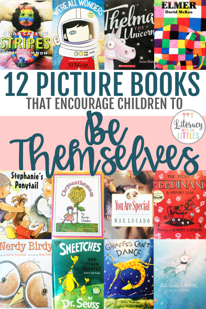Books That Encourage Children to Be Themselves